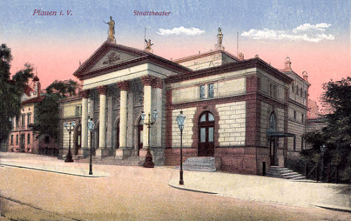 Plauen i. V., Stadttheater