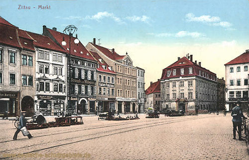 Zittau, Markt