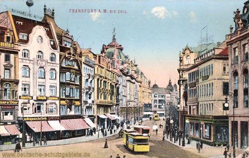 Frankfurt a. M., Die Zeil