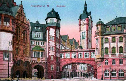 Frankfurt a. M., Rathaus