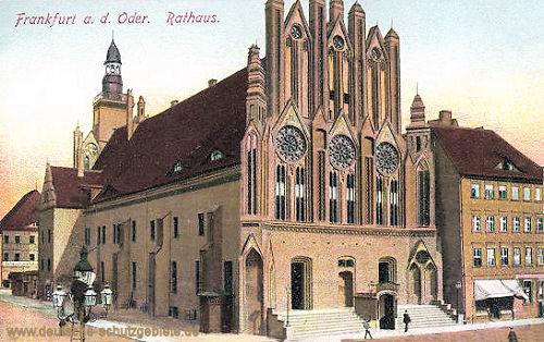 Frankfurt a. O., Rathaus