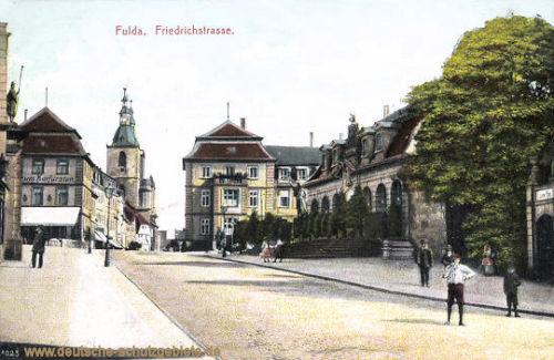 Fulda, Friedrichstraße