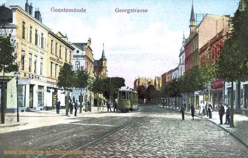 Geestemünde, Georgstraße