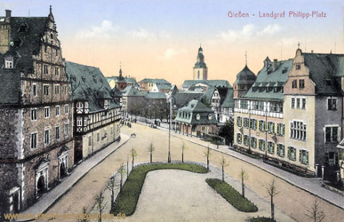 Giessen, Landgraf Philipp-Platz