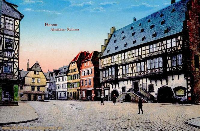 Hanau, Altstädter Rathaus