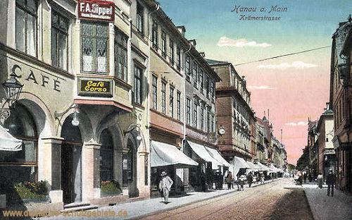 Hanau, Krämerstraße