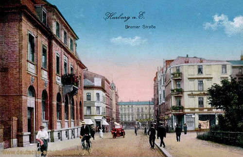 Harburg, Bremer Straße