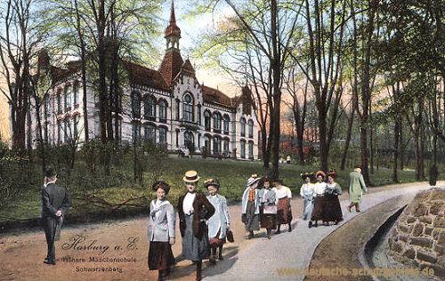 Harburg, Höhere Mädchenschule Schwarzenberg