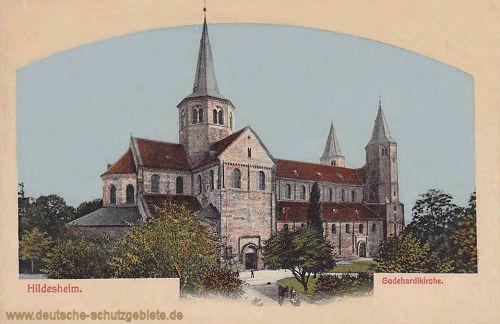 Hildesheim, Godehardikirche