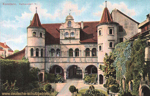 Konstanz, Rathaushof