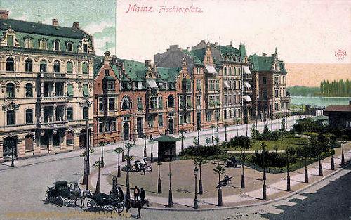 Mainz, Fischtorplatz