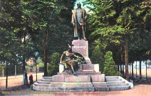 Mannheim, Bismarckdenkmal