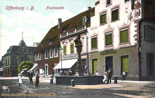 Offenburg, Fischmarkt