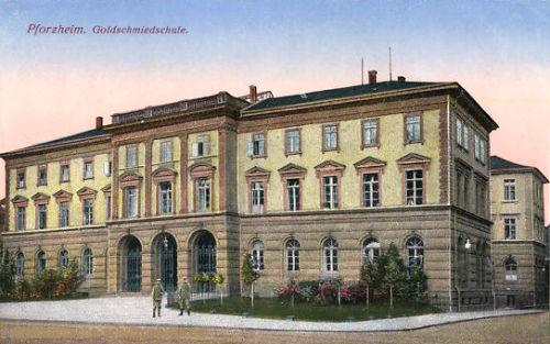 Pforzheim, Goldschmiedschule