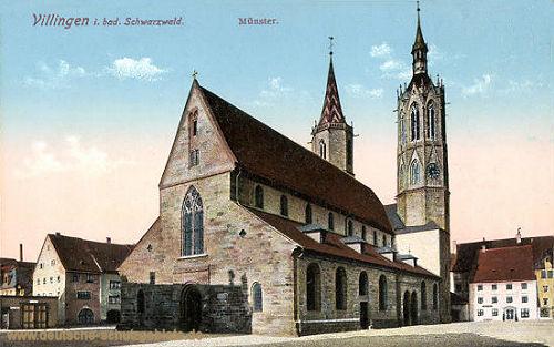 Villingen, Münster