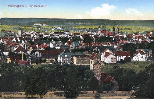 Villingen im Schwarzwald