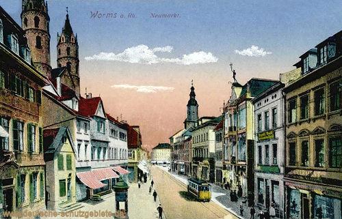 Worms, Neumarkt