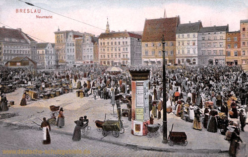 Breslau, Neumarkt