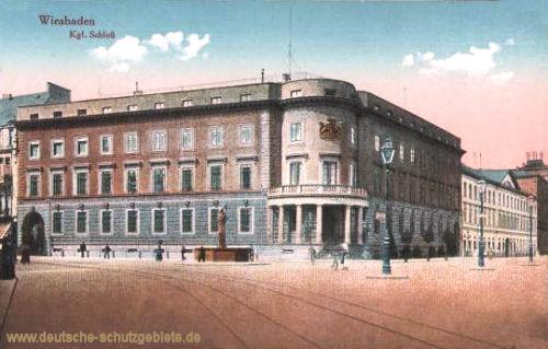 Wiesbaden, Königliches Schloss