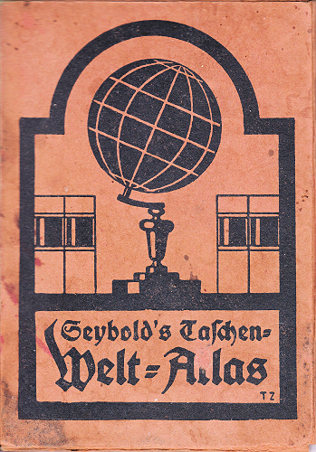 Seybold's Taschen-Welt-Atlas