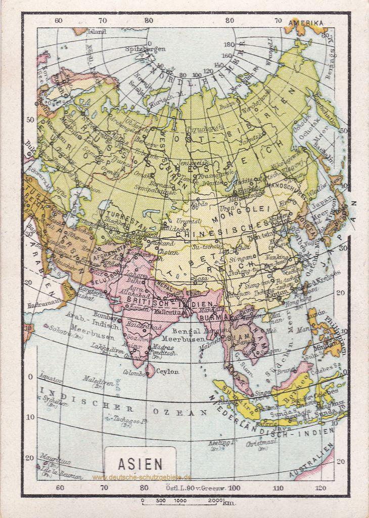 Asien (1912)