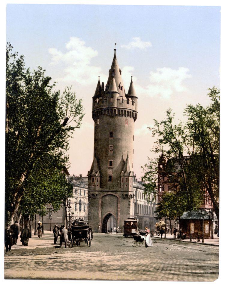 Frankfurt a. M. Eschenheimer Turm