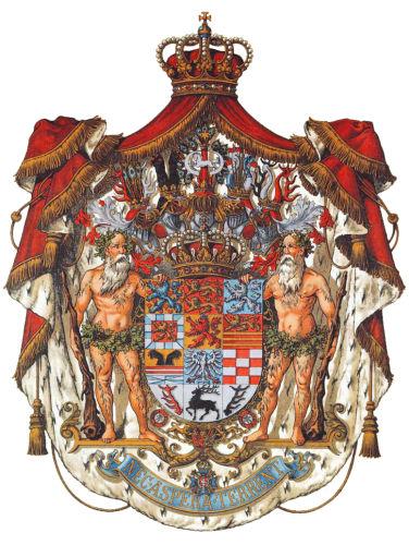 Herzogtum Braunschweig, Großes Staatswappen