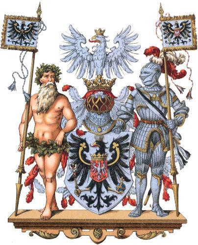 Provinz Posen, Großes Wappen
