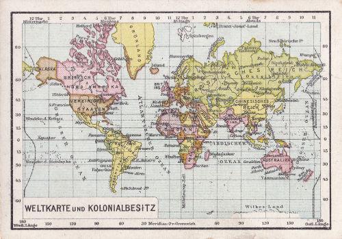 Welt-Atlas 1912