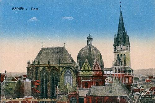 Aachen, Dom