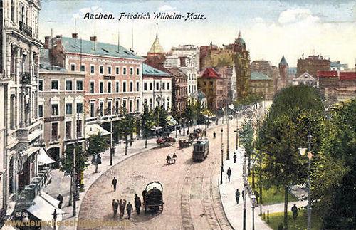 Aachen, Friedrich Wilhelm-Platz