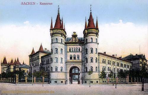 Aachen, Kaserne