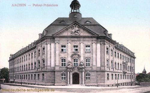 Aachen, Polizei-Präsidium