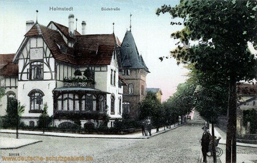 Helmstedt, Südstraße