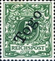 Togo Nr. 2, 5 Pfennig