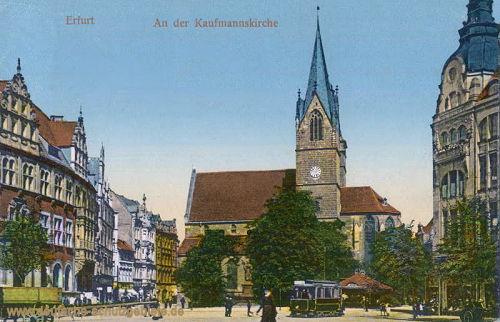 Erfurt, An der Kaufmannskirche