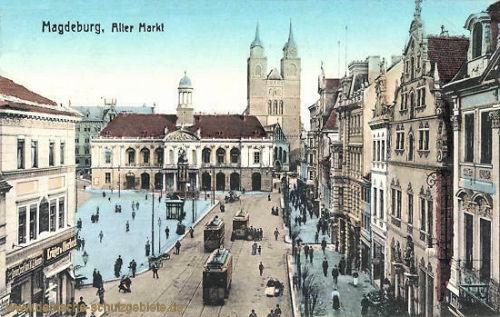 Magdeburg, Alter Markt
