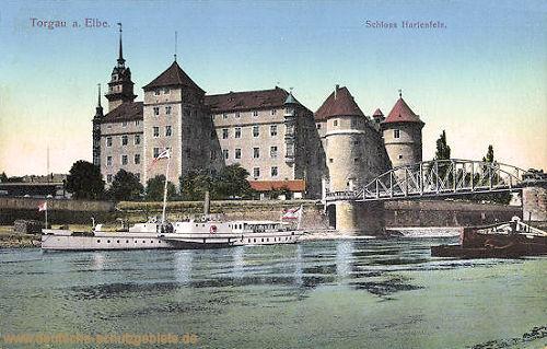 Torgau an der Elbe, Schloss Hartenfels