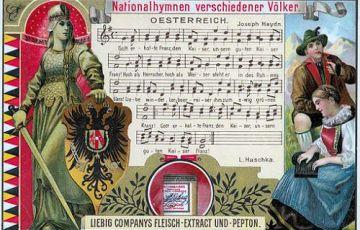 Nationalhymne Österreich