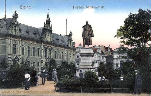 Elbing, Friedrich Wilhelm-Platz