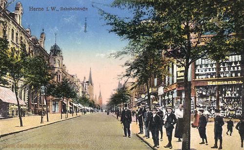 Herne i. W., Bahnhofstraße