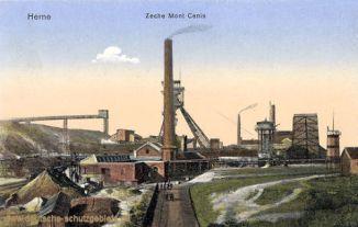 Herne, Zeche Mont Cenis