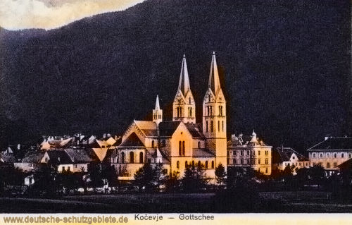 Kocevje - Gottschee