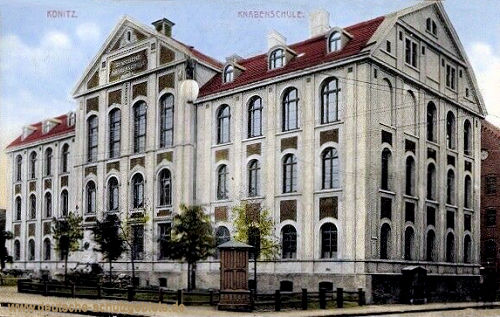 Konitz, Knabenschule