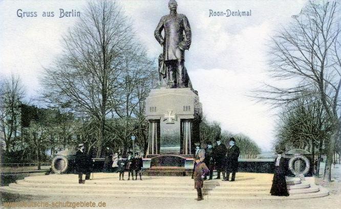 Berlin, Roon-Denkmal