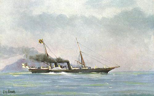 S.M.S. Hohenzollern (1876)