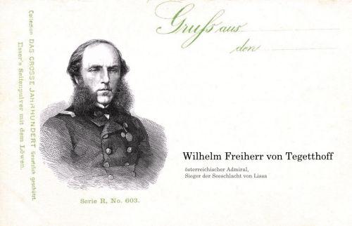 Wilhelm von Tegetthoff