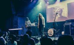 The Velvet Underground and Nico show in Patronaat