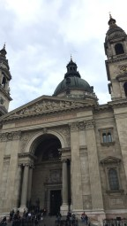 Isn't St. Stephen's Basilica beautiful?