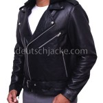 Milo Ventimiglia Gilmore Girls Hooded Biker Jacket4